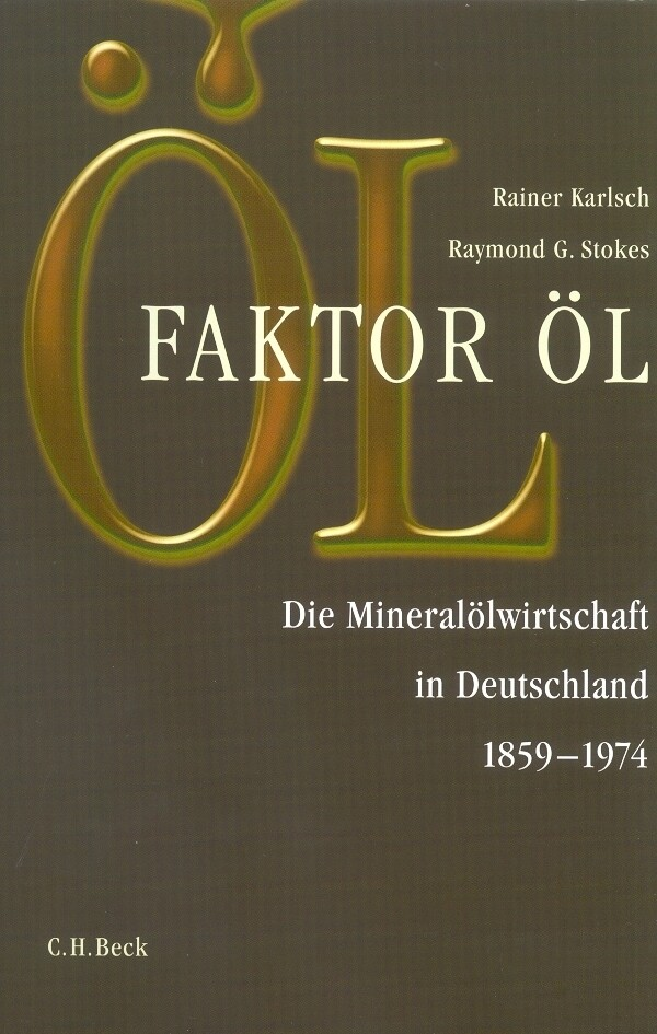 Faktor Öl als Buch