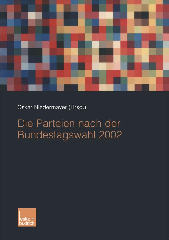 Die Parteien nach der Bundestagswahl 2002 als Buch