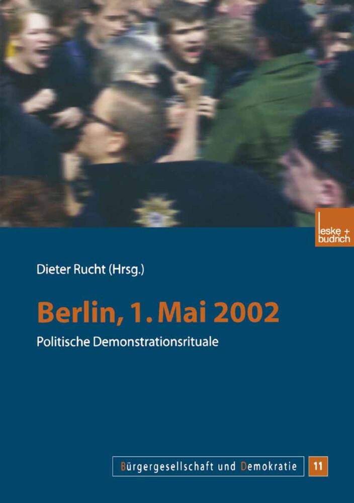 Berlin, 1. Mai 2002 als Buch