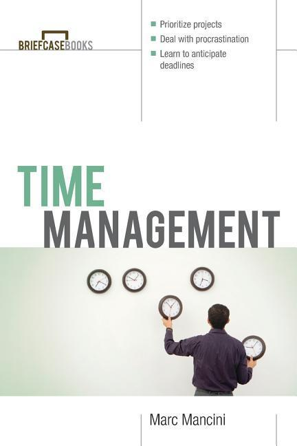 Time Management als Buch