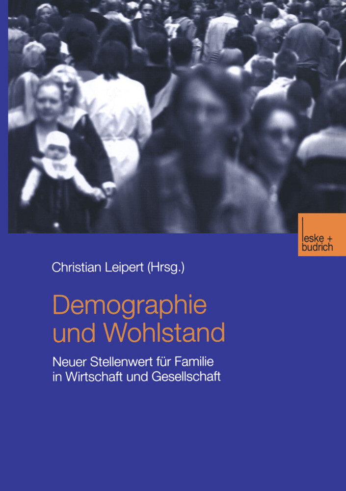 Demographie und Wohlstand als Buch