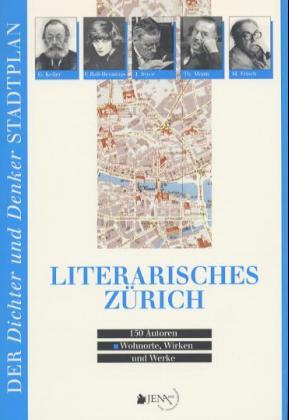 Literarisches Zürich als Buch