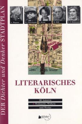 Literarisches Köln als Buch