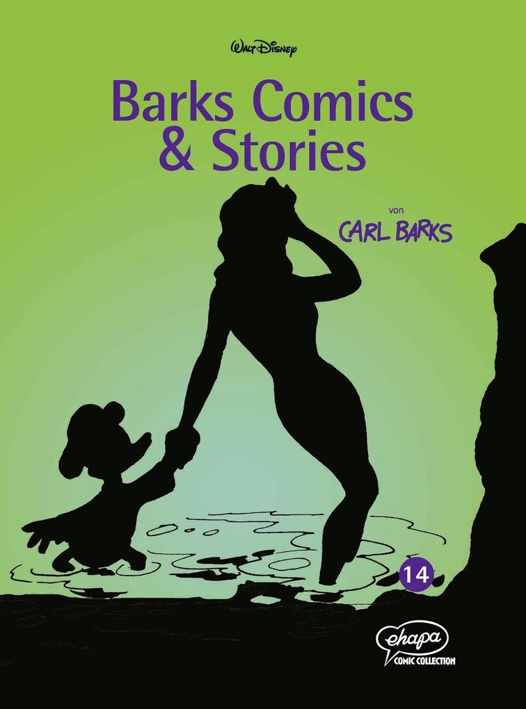 Barks Comics and Stories 14 als Buch