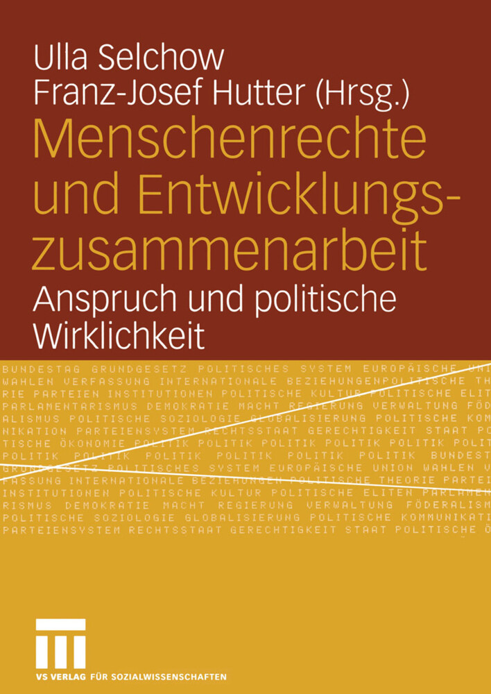 Menschenrechte und Entwicklungszusammenarbeit als Buch