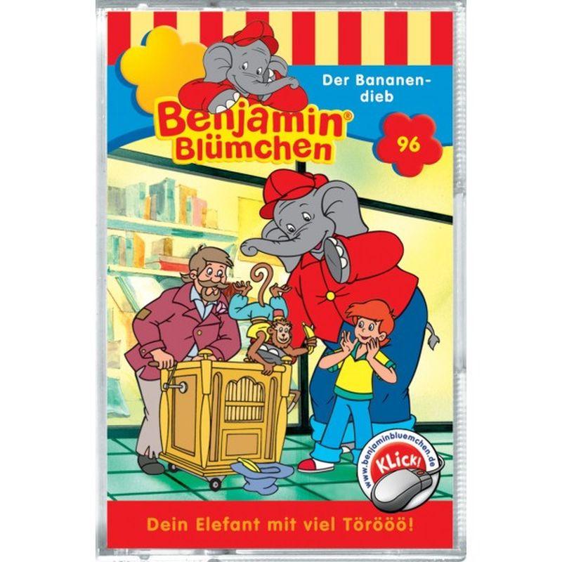Folge 096: Der Bananendieb als Hörbuch
