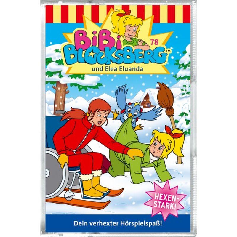 Bibi Blocksberg 78/Cass. als Hörbuch