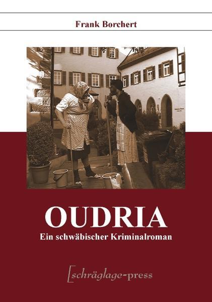 OUDRIA als Buch