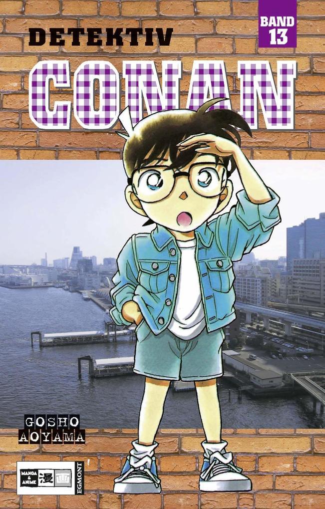 Detektiv Conan 13 als Buch
