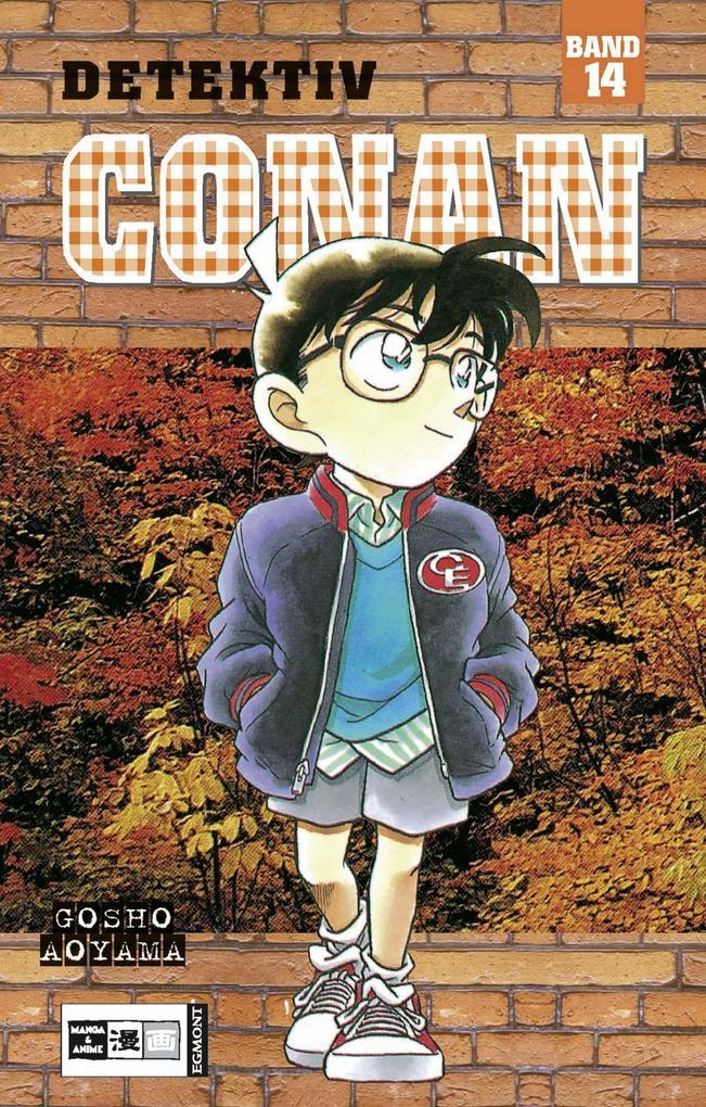 Detektiv Conan 14 als Buch