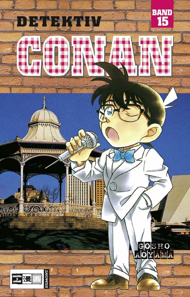 Detektiv Conan 15 als Buch