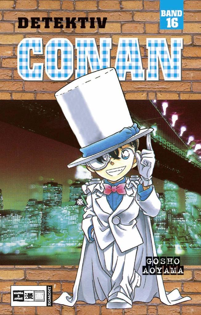 Detektiv Conan 16 als Buch