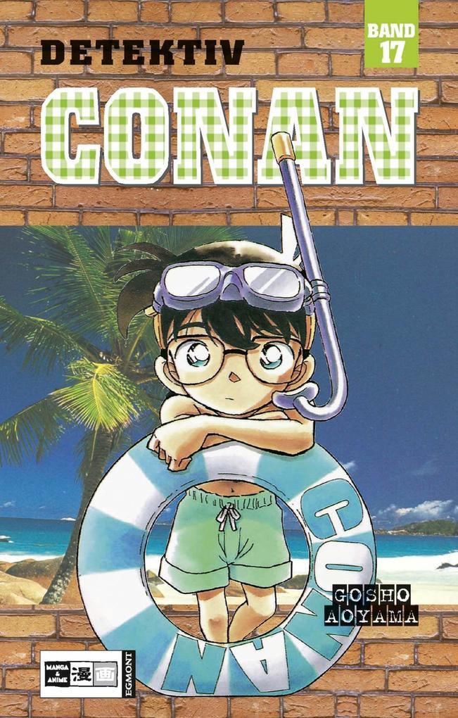 Detektiv Conan 17 als Buch