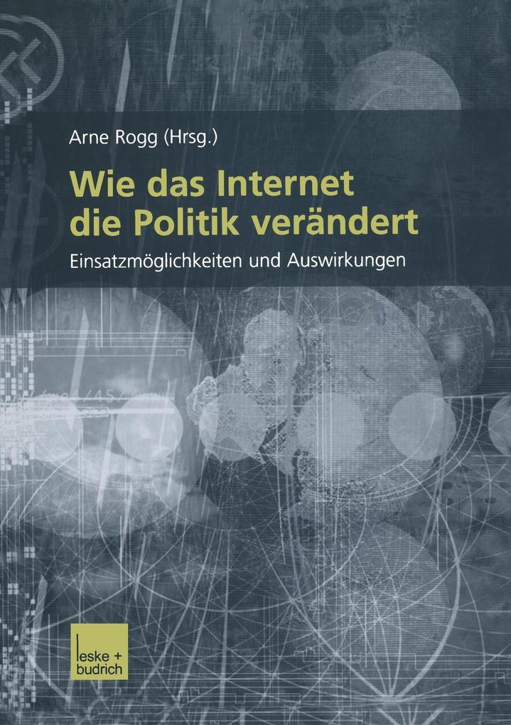 Wie das Internet die Politik verändert als Buch