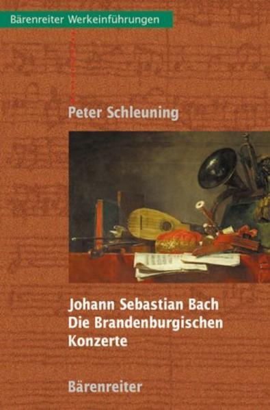 Johann Sebastian Bach, Die Brandenburgischen Konzerte als Buch