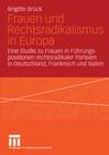 Frauen und Rechtsradikalismus in Europa