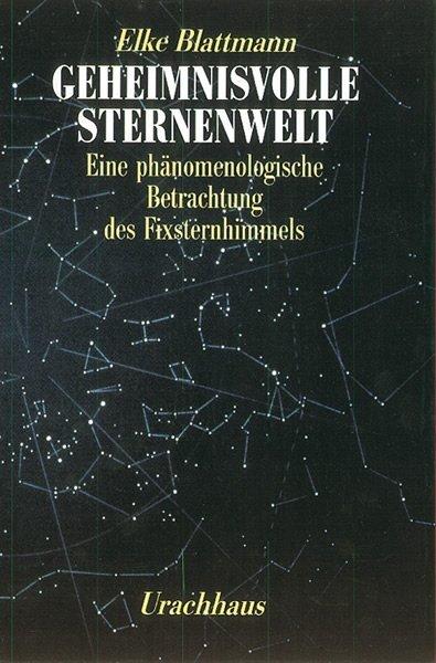 Geheimnisvolle Sternenwelt als Buch