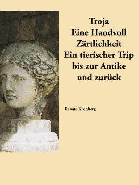Troja Eine Hand voll Zärtlichkeit als Buch