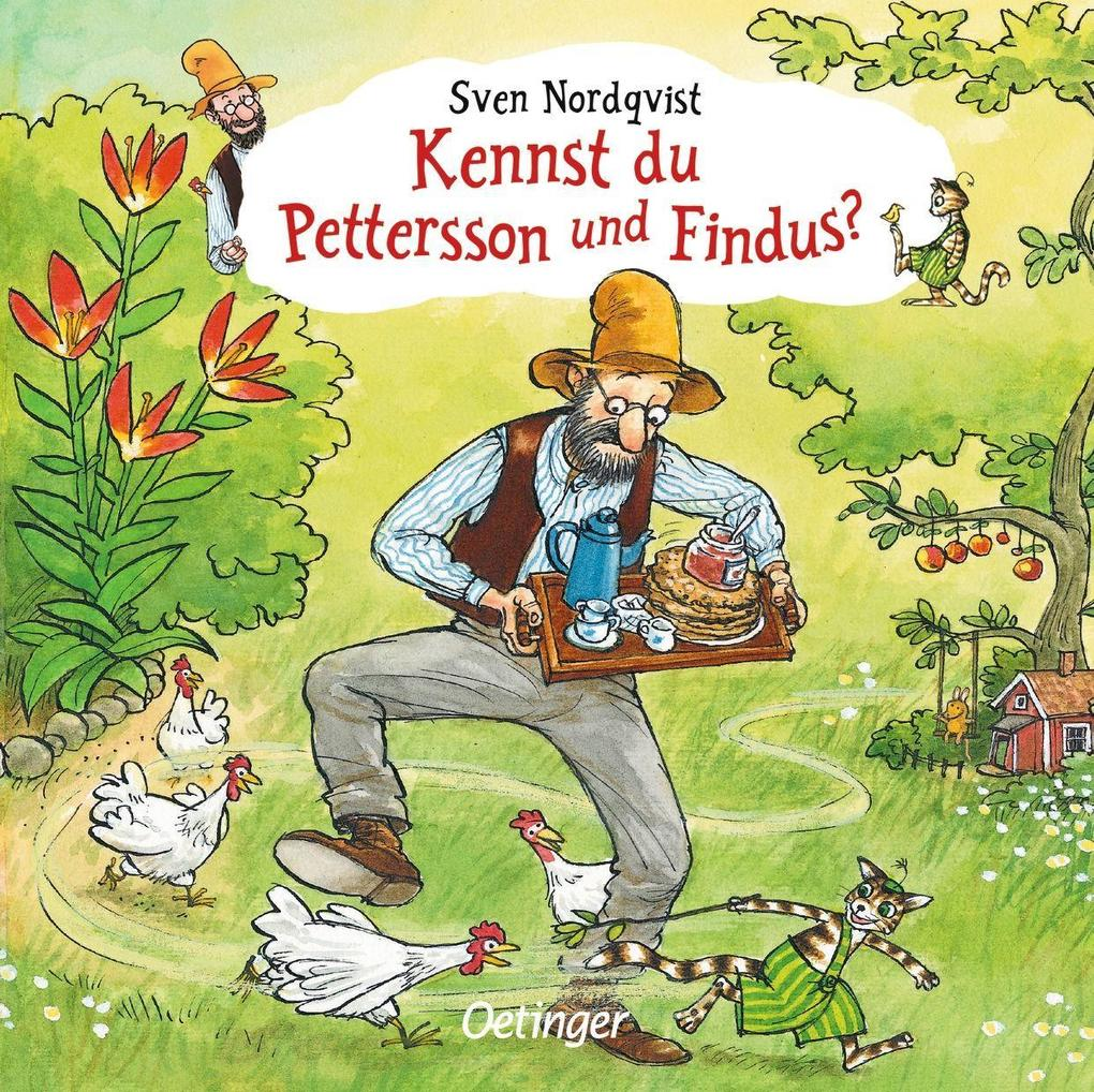 Kennst du Pettersson und Findus? als Buch (kartoniert)