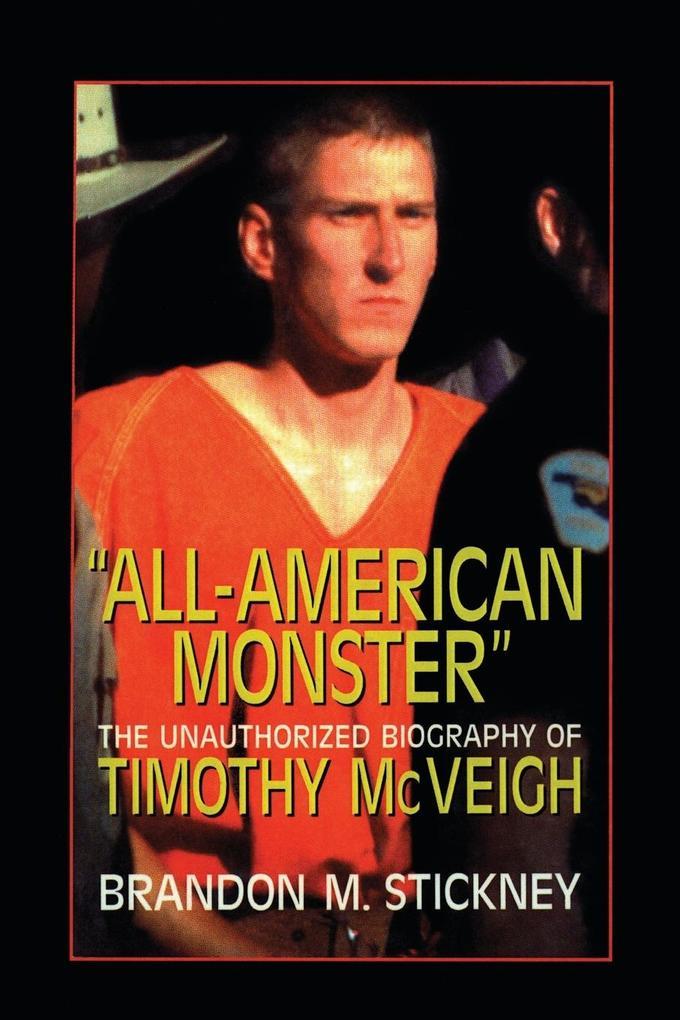 All-American Monster als Taschenbuch