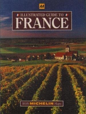 Illustrated Guide to France als Taschenbuch
