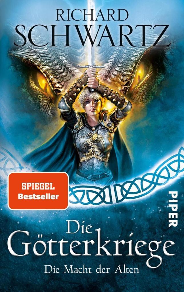 Die Götterkriege 05. Die Macht der Alten als eBook