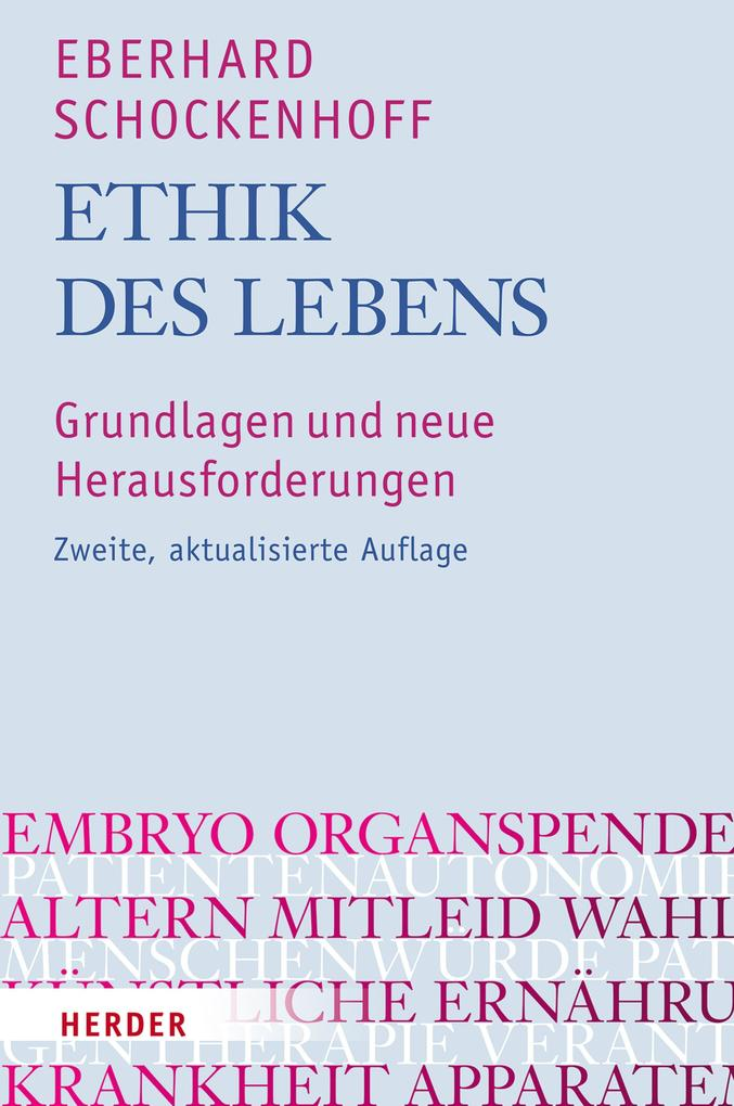 Ethik des Lebens als eBook epub