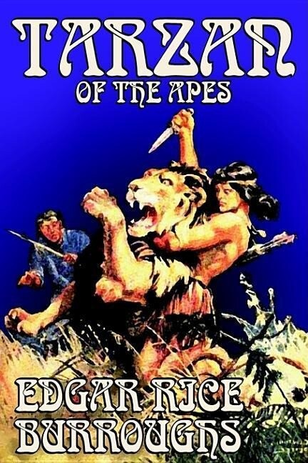 Tarzan of the Apes als Buch