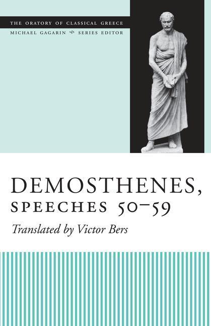 Demosthenes, Speeches 50-59 als Taschenbuch