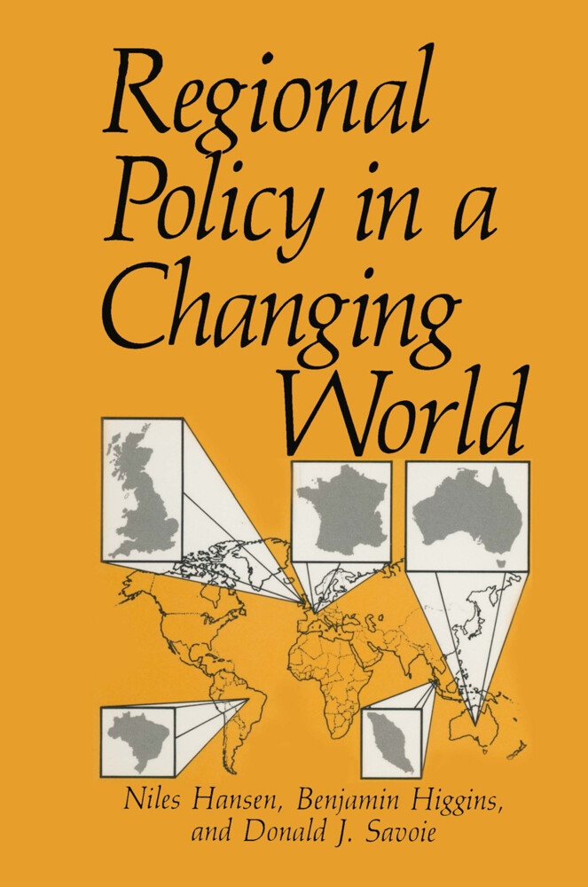 Regional Policy in a Changing World als Buch