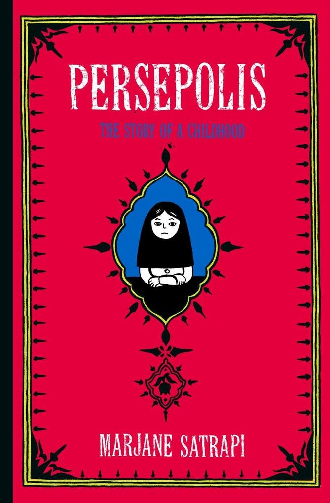 Persepolis: The Story of a Childhood als Buch
