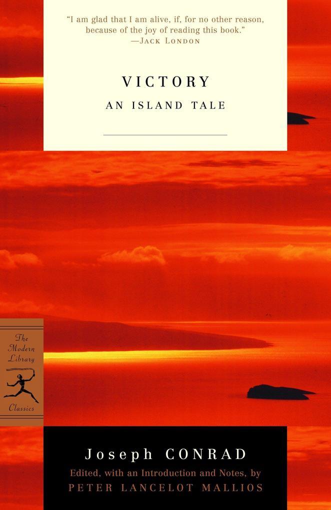 Victory: An Island Tale als Taschenbuch