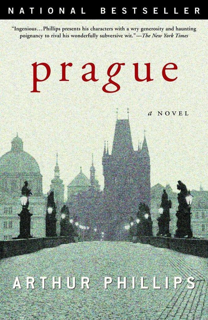 Prague als Taschenbuch