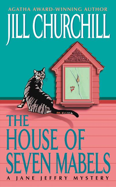 The House of Seven Mabels: A Jane Jeffry Mystery als Taschenbuch