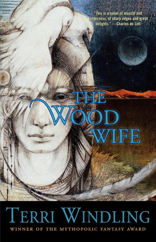 The Wood Wife als Buch
