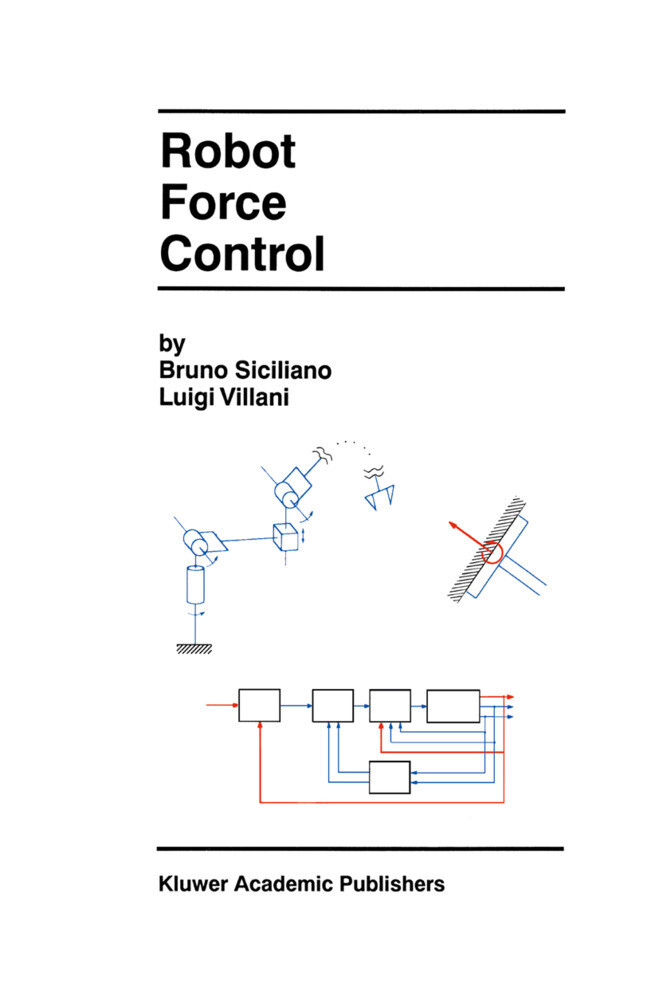 Robot Force Control als Buch