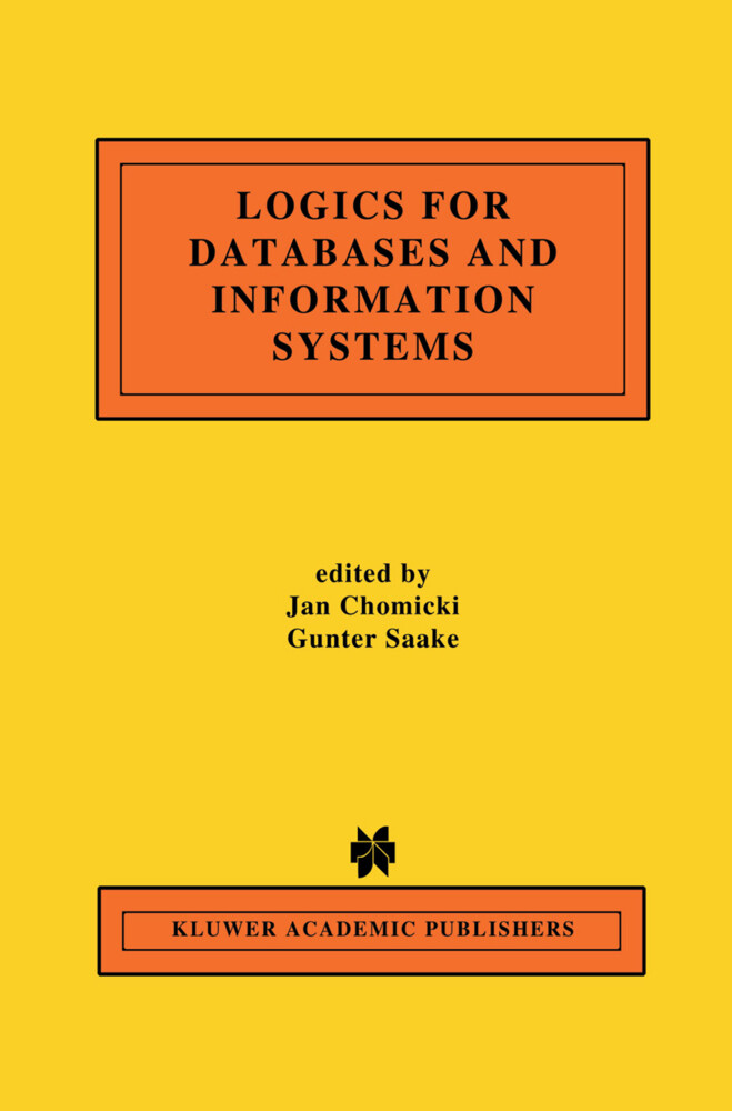 Logics for Databases and Information Systems als Buch