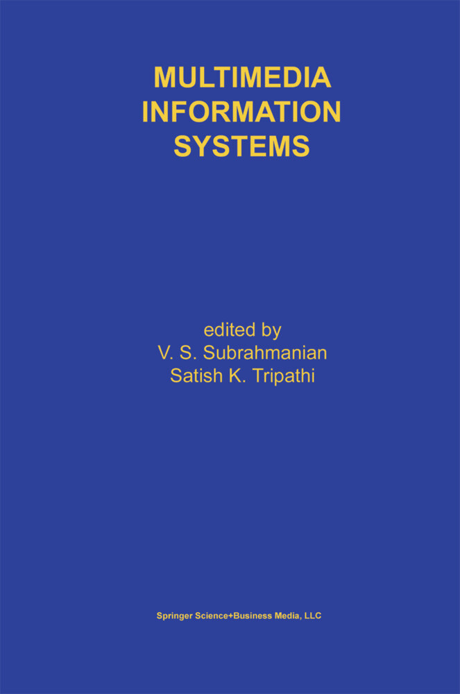 Multimedia Information Systems als Buch