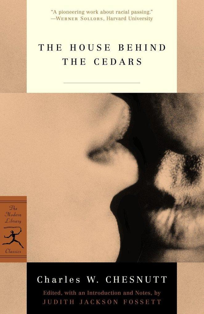 Mod Lib The House Behind The Cedar als Taschenbuch