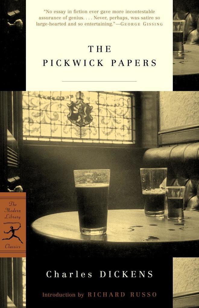 The Pickwick Papers als Taschenbuch