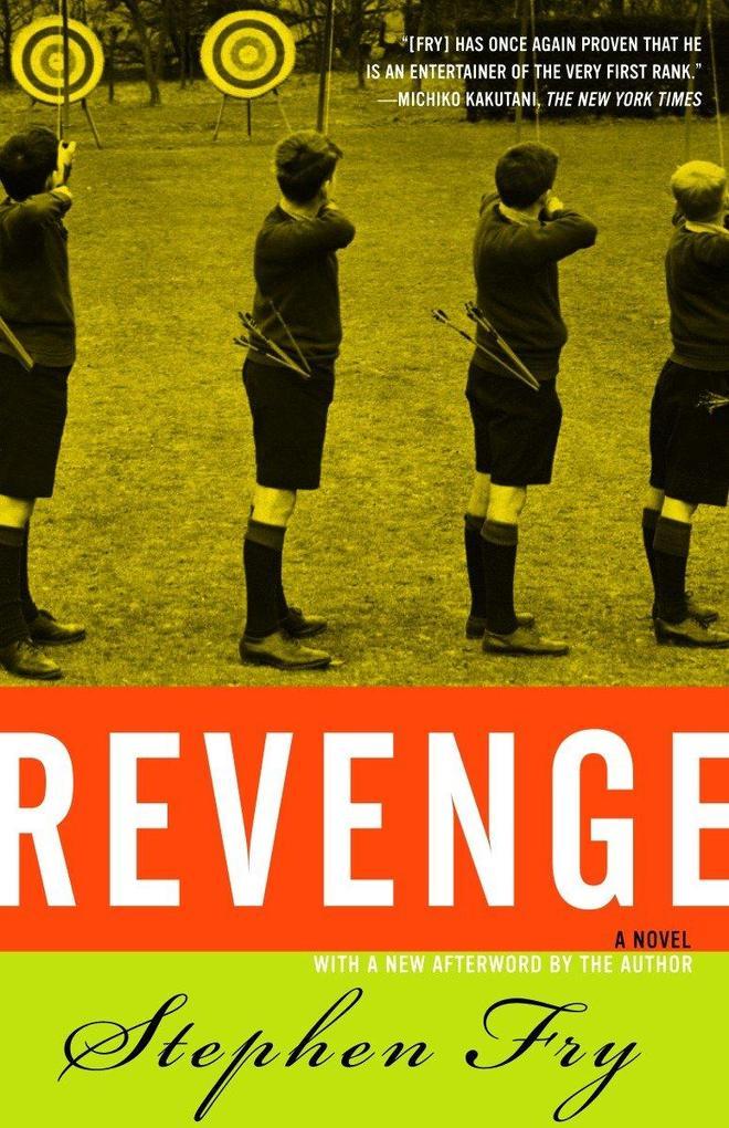 Revenge als Taschenbuch