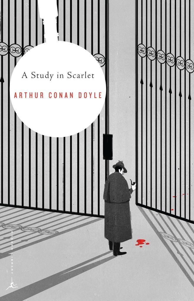 A Study In Scarlet, A als Taschenbuch