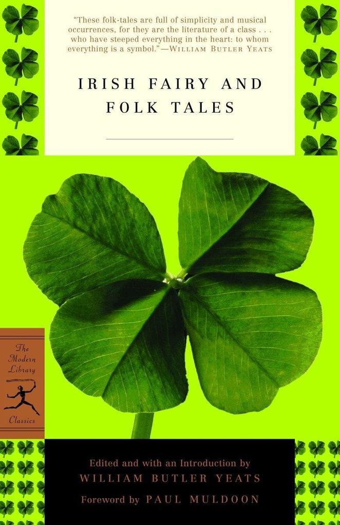 Mod Lib Irish Fairy And Folk Tales als Taschenbuch