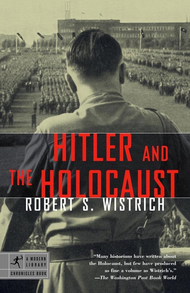 Hitler and the Holocaust als Taschenbuch