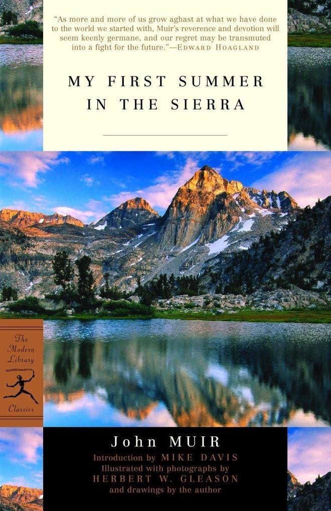 My First Summer in the Sierra als Taschenbuch