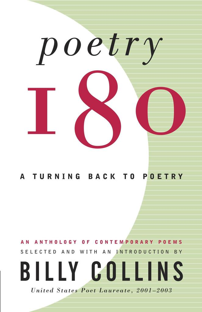 Poetry 180: A Turning Back to Poetry als Taschenbuch