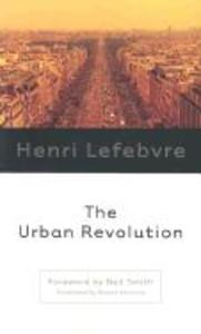 The Urban Revolution als Taschenbuch