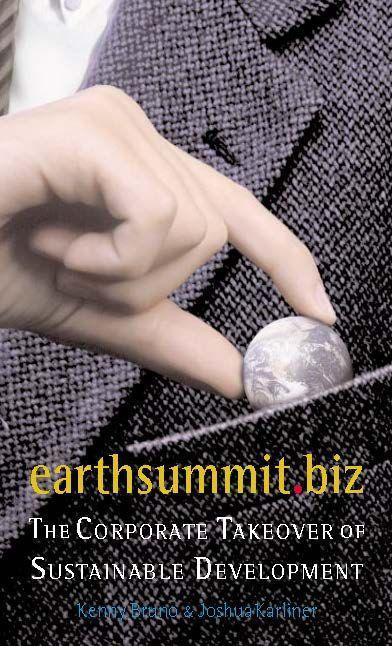 Earthsummit.Biz: The Corporate Takeover of Sustainable Development als Taschenbuch