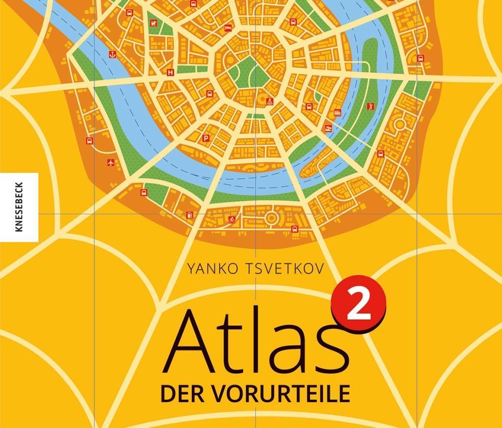 Atlas der Vorurteile 2 als Buch von Yanko Tsvetkov
