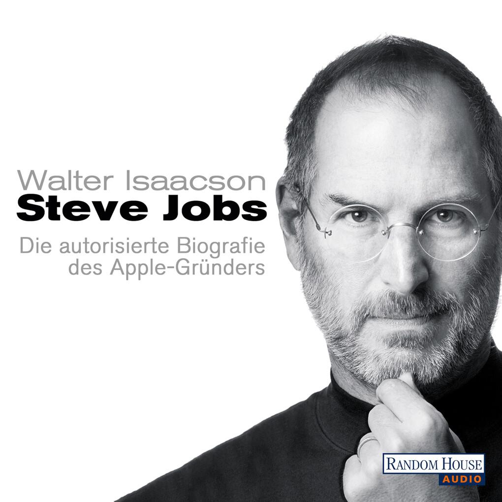 Steve Jobs als Hörbuch Download